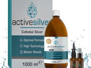 Active Silver® Prokolloidal Gümüş Suyu 100ppm