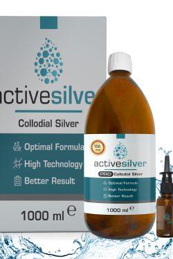 Active Silver® Advanced Procolloidal Silver 150ppm
