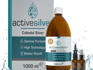 Active Silver® Advanced Procolloidal Silver 150ppm