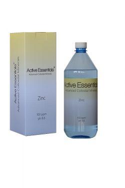 Active Essentials® Kolloidal Çinko Suyu 100ppm