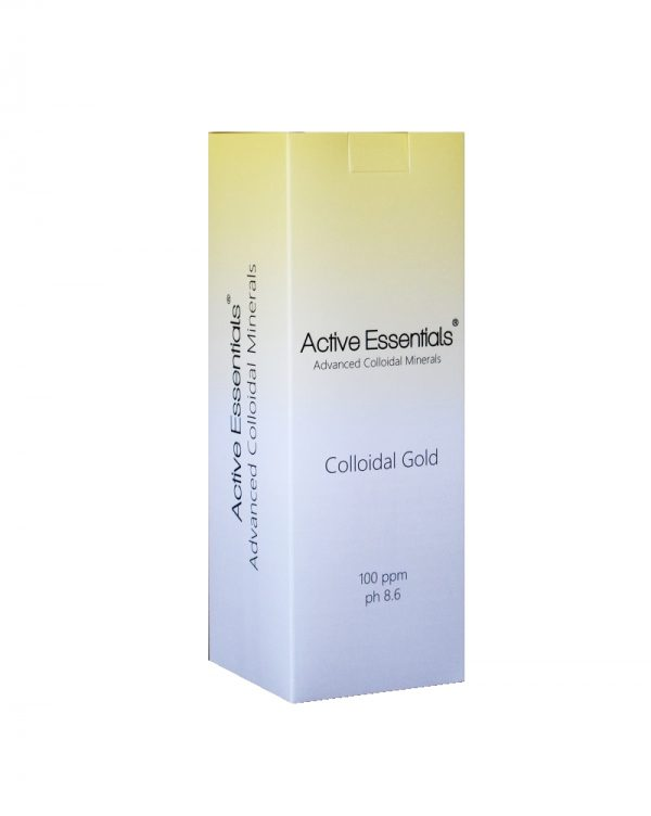 Active Essentials® Kolloidal Altın Suyu 100ppm Avantaj Paketi
