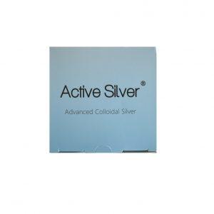 Active Silver® Kolloidal Gümüş Suyu