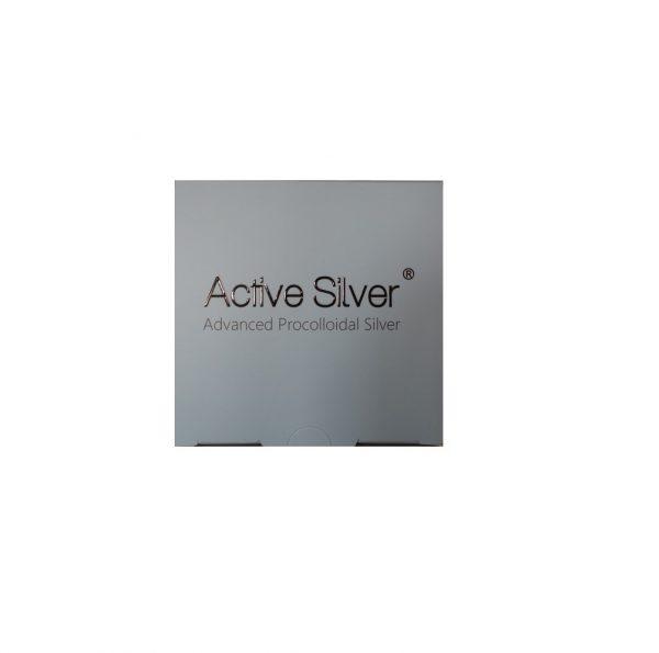 Active Silver® Prokolloidal Gümüş Suyu 25ppm