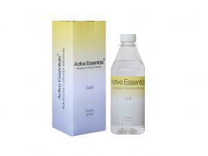 Active Essentials® Prokolloidal Altın Suyu 50ppm