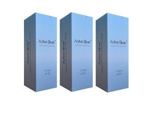 Active Silver® Prokolloidal Gümüş Suyu 25ppm AVANTAJLI PAKET