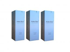 Active Silver® Prokolloidal Gümüş Suyu 50ppm AVANTAJLI PAKET
