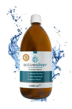 Gümüş Suyu Active Silver® 100ppm