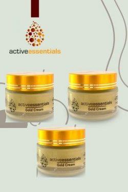 Active Essentials® Gold Krem | 3 al 2 öde | – Yaşlanma Karşıtı Krem